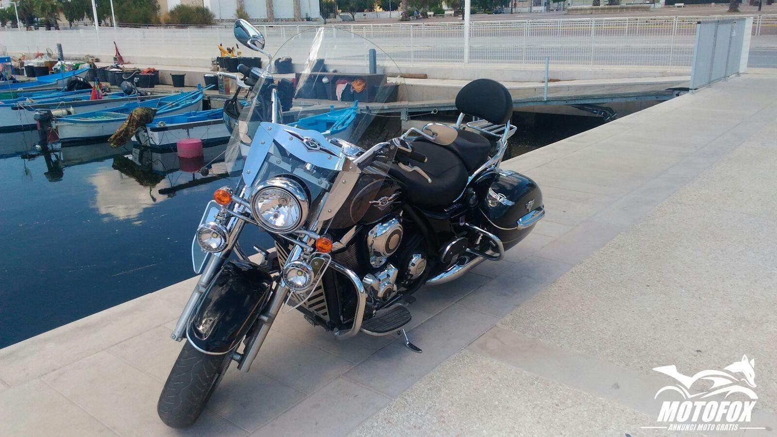 Kawasaki VN 1700 Classic tourer - MotoFox